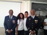 Hommage aux anciens combattants